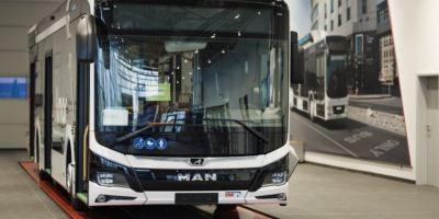 Inicio de la producción en serie del autobús eléctrico MAN Lion's City E
