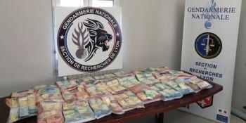Desarticulada una red de narcotraficantes que transportaba el dinero en camiones desde Francia a Marruecos