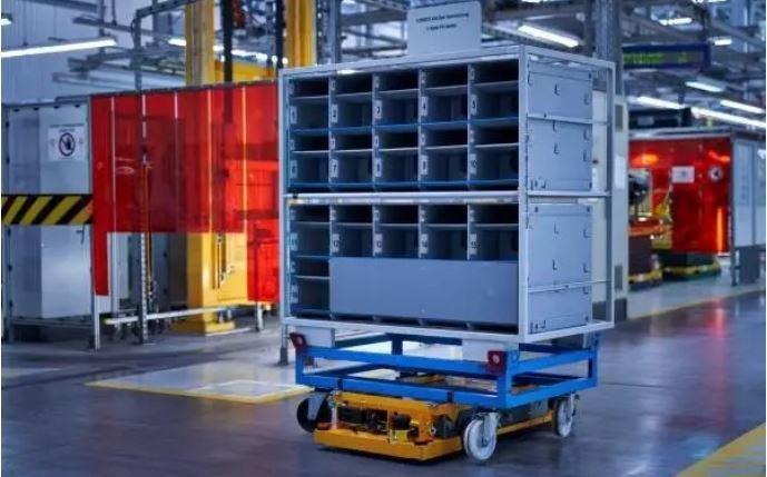 El Grupo BMW crea una empresa dedicada a la logística industrial robotizada