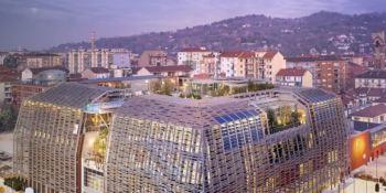 FPT Industrial se asocia con Green Pea, el primer parque de venta verde del mundo