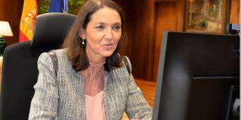 Reyes Maroto anuncia 2.894 millones de euros en ayudas europeas para pymes