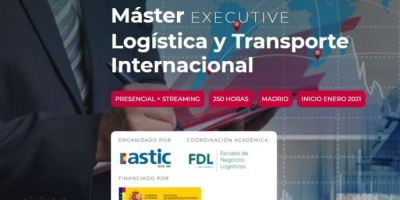 ASTIC lanza en enero la tercera edición del Máster en Transporte Internacional