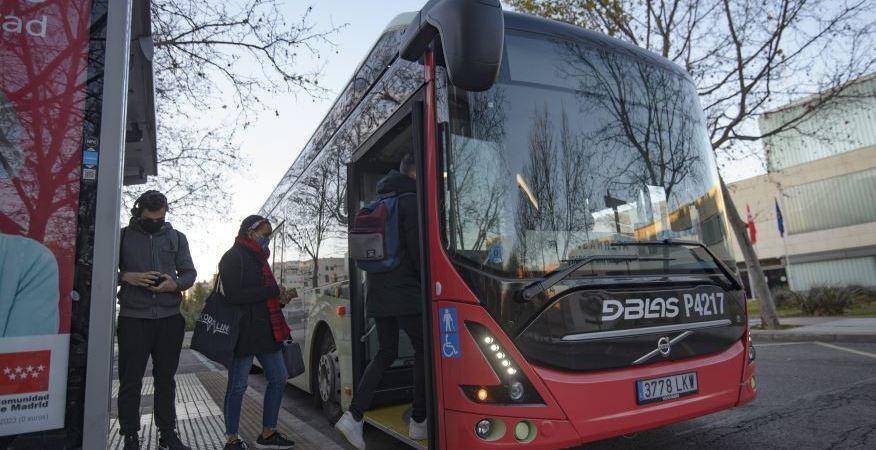 Arriva prueba por primera vez un autobús 100% eléctrico en una línea urbana de Alcorcón.