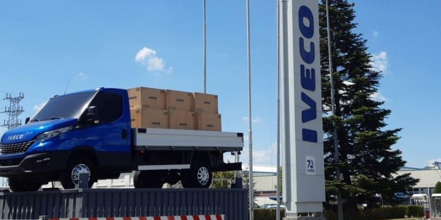 CGT en Valladolid pide información a Iveco por la supuesta venta a una empresa china