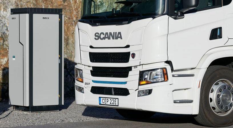 Gran interés en la emisión del primer Green Bond de Scania