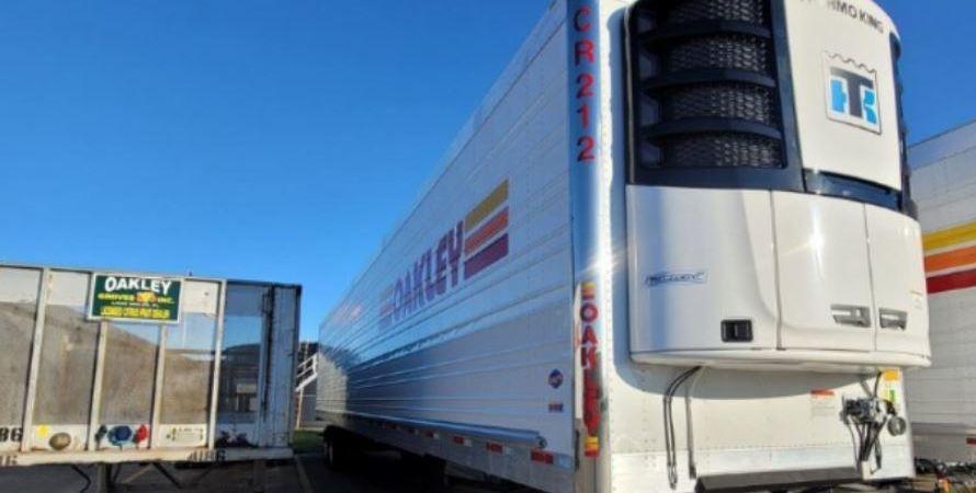 Oakley Transport establece una ventaja competitiva con Thermo King. Fotos