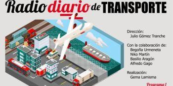 Radio Diario de Transporte comienza su emisión, escucha el podcast del primer programa
