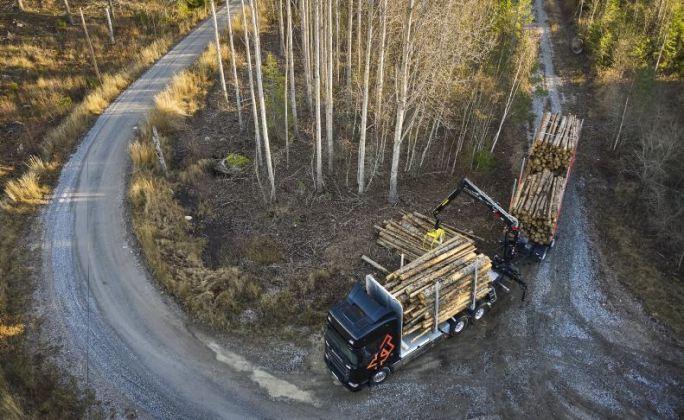 Scania presente el eje tándem desembragable
