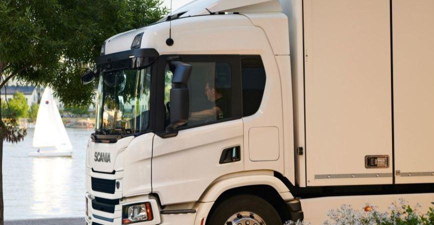 Scania y su compromiso con los vehículos eléctricos a batería