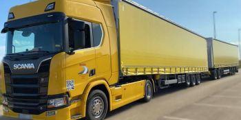 Fenadismer alerta del crecimiento de los dúo-trailers en España