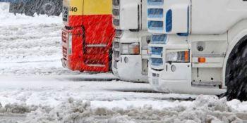 """""""Soy la mujer de un camionero al que la empresa dejó tirado en Ólvega"""""""