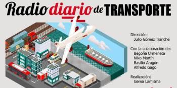 Tercer programa de Radio Diario de Transporte: Hoy el jefe de tráfico en la empresa de transportes