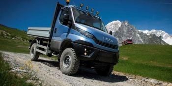 Daily 4x4, el versátil vehículo ligero de Iveco