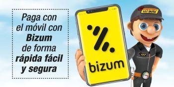 Confortauto incorpora el pago con Bizum