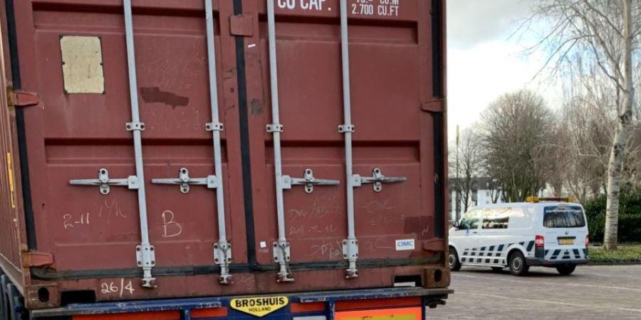 Multa de 10.375 euros a un camionero por utilizar la tarjeta de otro conductor