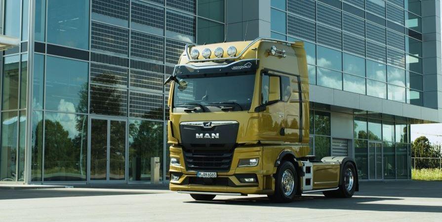 Nuevo MAN TGX Individual Lion S, la cabina más amplia de MAN. Vídeo