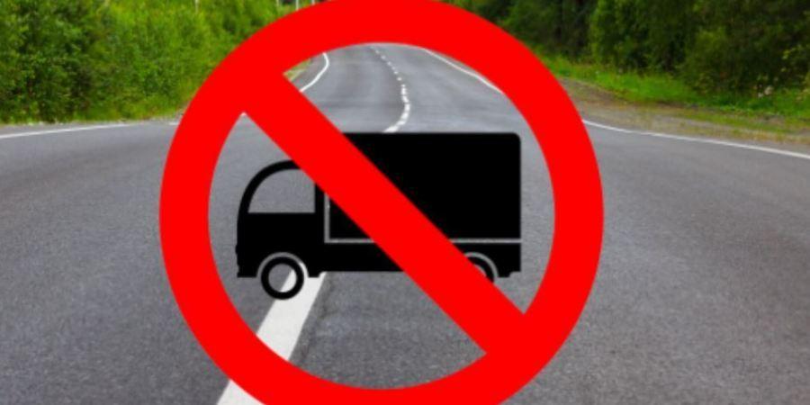 Publicadas las restricciones a la circulación de camiones en Cataluña