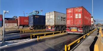 APM Terminals Valencia amplía con tres nuevas básculas su servicio de pesaje