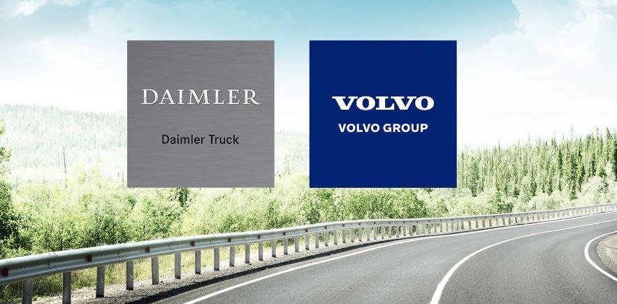 La CE autoriza la alianza Daimler Volvo para fabricar motores de hidrógeno