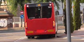 Detenidos los responsables de la agresión a un revisor de autobús