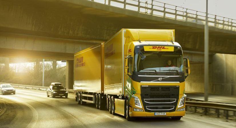 DHL Freight y Volvo Trucks se unen para acelerar la introducción de camiones eléctricos pesados