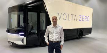 Entrevista a Rob Fowler, director ejecutivo de Volta Trucks
