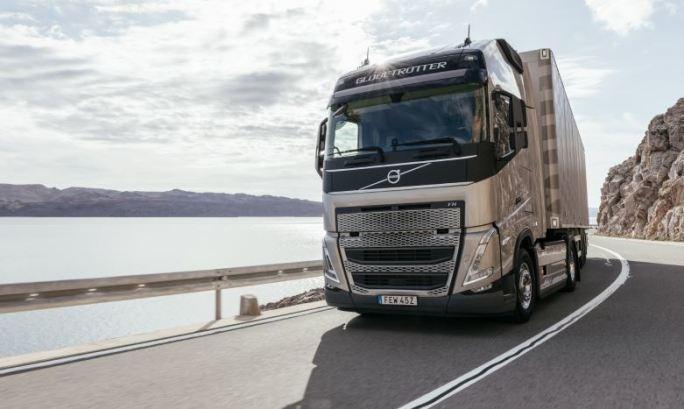 Girteka Logistics compra 2.000 camiones Volvo FH