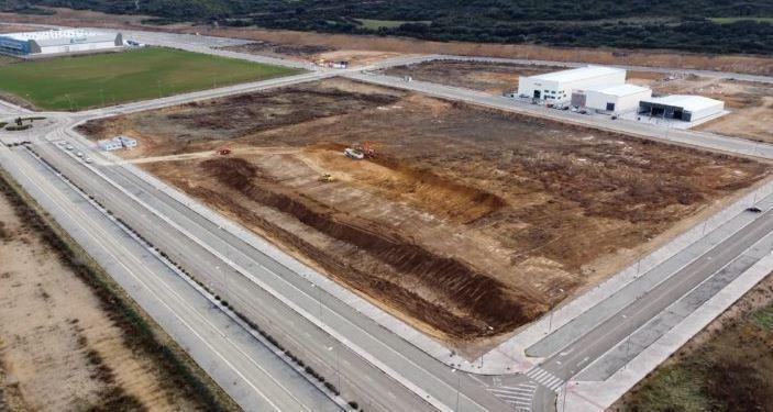 SEUR inicia las obras de su nuevo centro en Miranda de Ebro