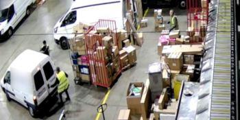 3 detenidos que se hacían pasar por repartidores para robar en empresas logísticas
