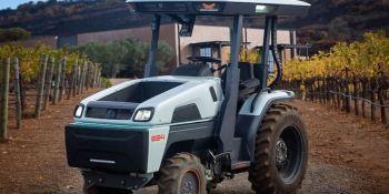 CNH Industrial completa la inversión minoritaria en Monarch Tractor