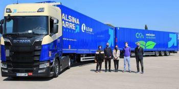 Calsina Carré incorpora el primer dúo trailer y refuerza su apuesta sostenible.
