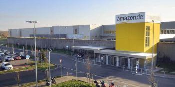 El sindicato alemán Verdi convoca una huelga de 4 días en los almacenes de Amazon