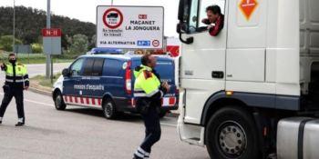 En Cataluña se mantienen las restricciones al tráfico de camiones en Semana Santa