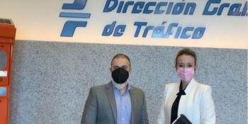 La AUGC traslada a la DGT sus propuestas para mejorar la seguridad de agentes de Tráfico y ciudadanos