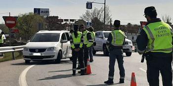 La DGT realiza esta semana una campaña de vigilancia y control de uso del cinturón de seguridad