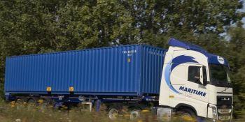 Maritime Transport apuesta firmemente por Volvo y el ahorro de combustible