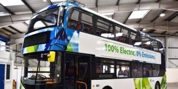 Stagecoach encarga 46 autobuses eléctricos BYD ADL para flotas en Escocia