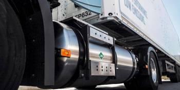 Gasum y Volvo abren la primera estación de GNL para camiones en Malmö (Suecia)