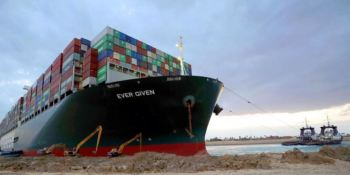 Atasco en el Canal de Suez: ¿Quiénes responden por los retrasos de la carga?