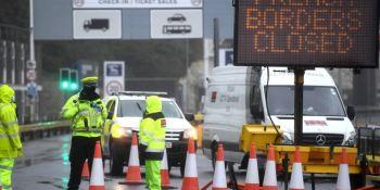 El Reino Unido impone el aislamiento en la cabina y pruebas PCR a camioneros