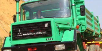 Historia de los camiones Magirus Deutz