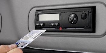 Se amplía en 2 meses el plazo para renovar la tarjeta del tacógrafo