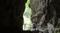 En la boca de la cueva