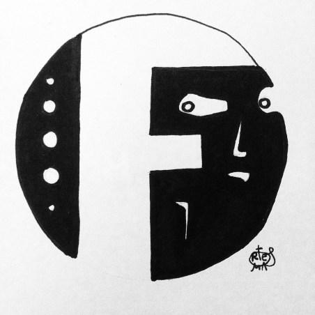 ALFABETO F