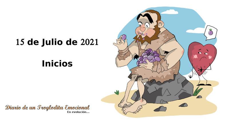 15 de Julio de 2021 - Inicios
