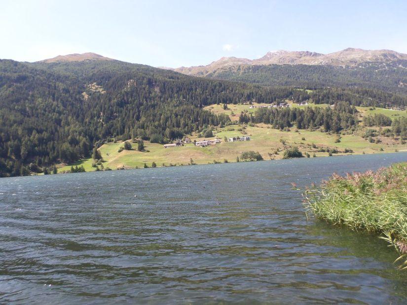 lago di San Valentino alla Muta in Val Venosta