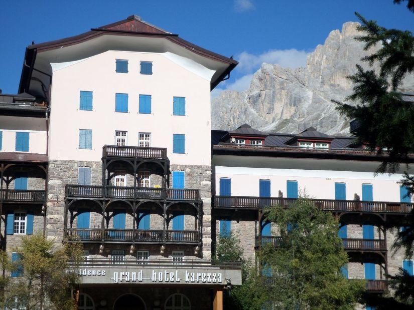 da Nova Levante al Grand Hotel Carezza, residenza estiva della Principessa Sissi