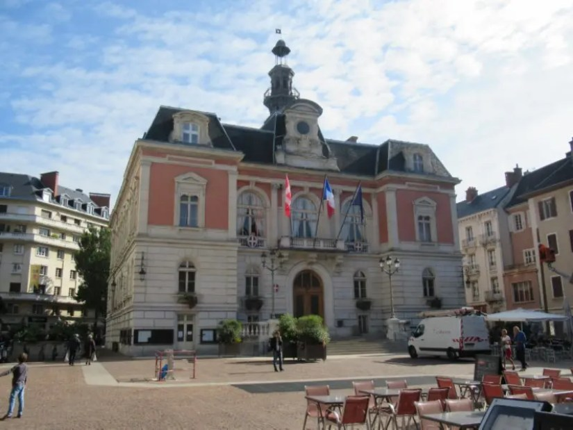 Municipio di Chambéry