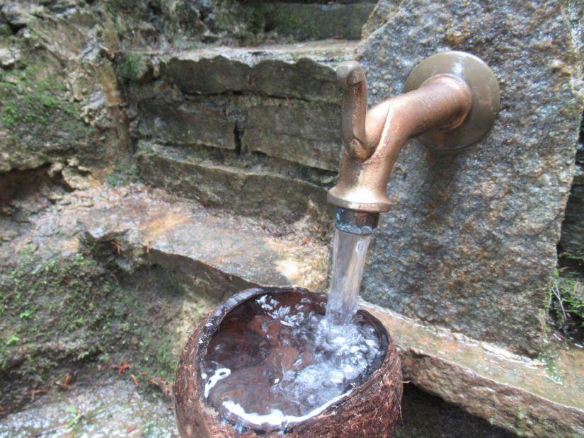 fontana del Bandito