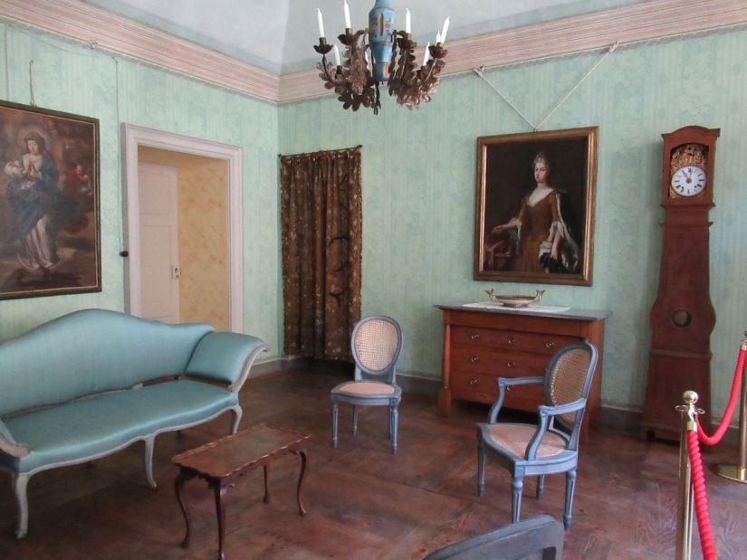 stanza della principessa Maria Clotilde